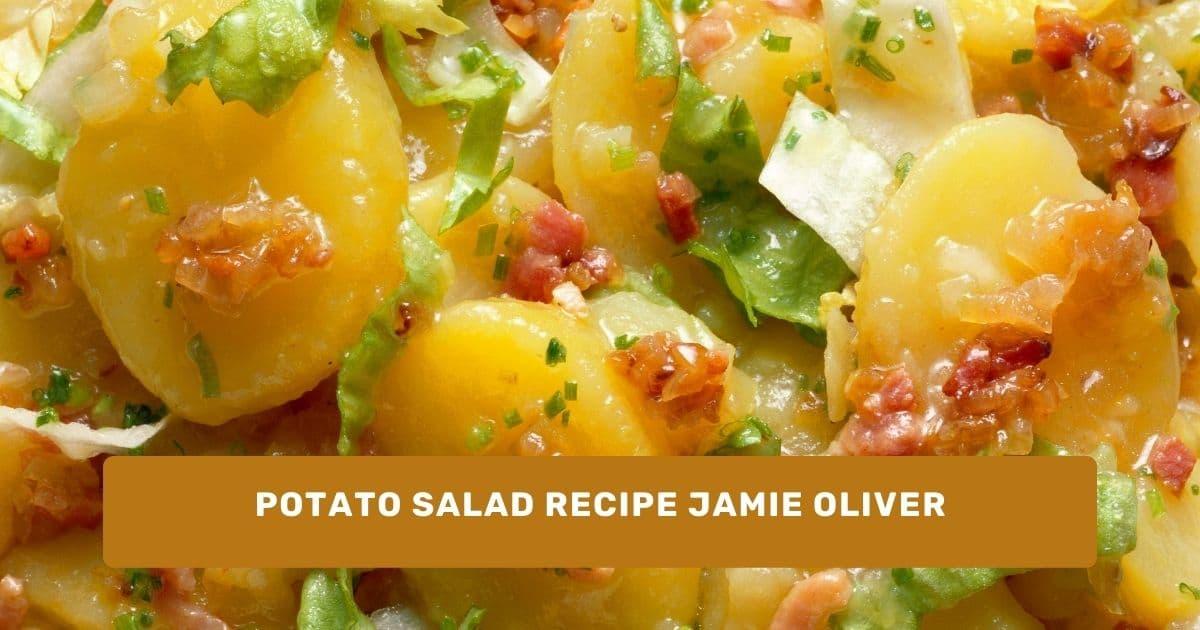 Potato Salad Recipe Jamie Oliver